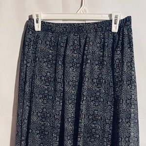 Abercrombie and Fitch Maxi Skirt